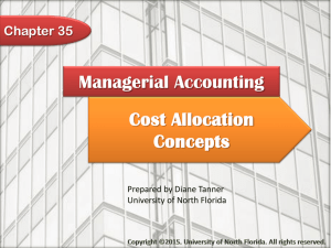 Managerial Accounting Chapter 8
