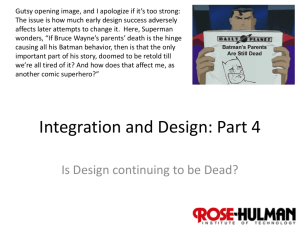 Wk7Day4 Design and Integration 4 - Rose