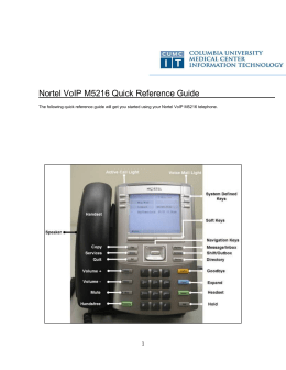 mitel 5320e ip phone manual