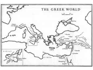 Greek chronology 1.2..
