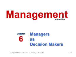 Management 9e.- Robbins and Coulter