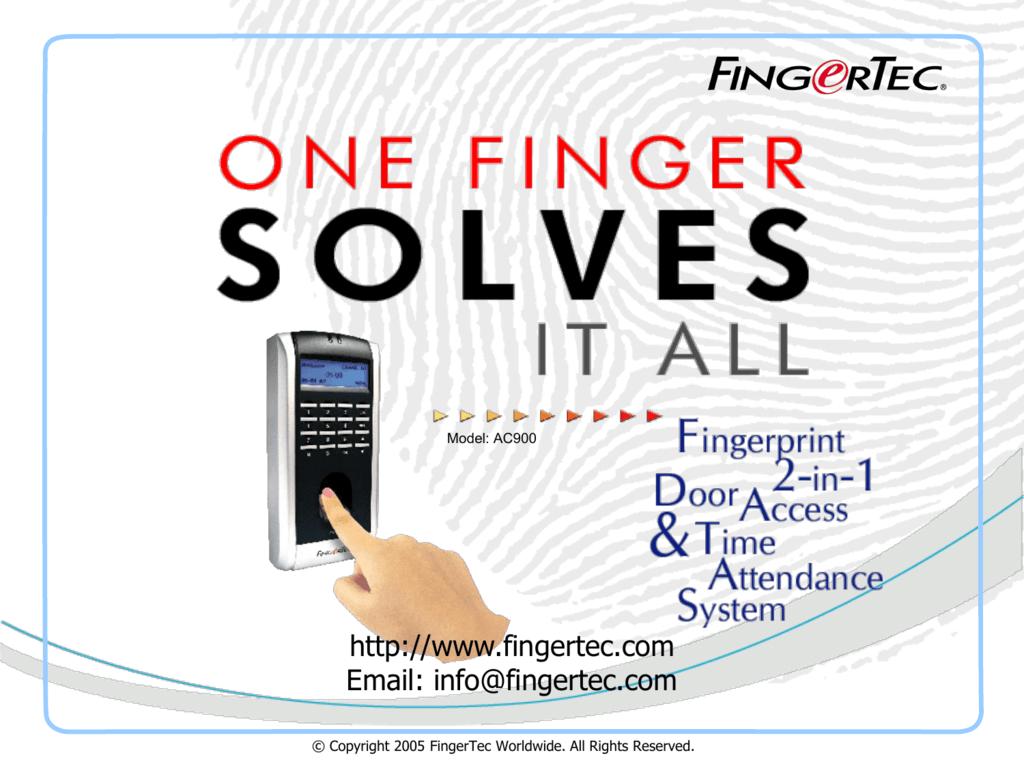 Sales (sales fingertec com)