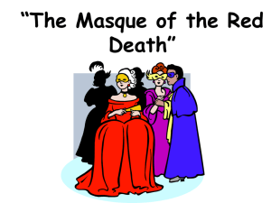 """The Masque of the Red Death"" ABOUT THE AUTHOR"