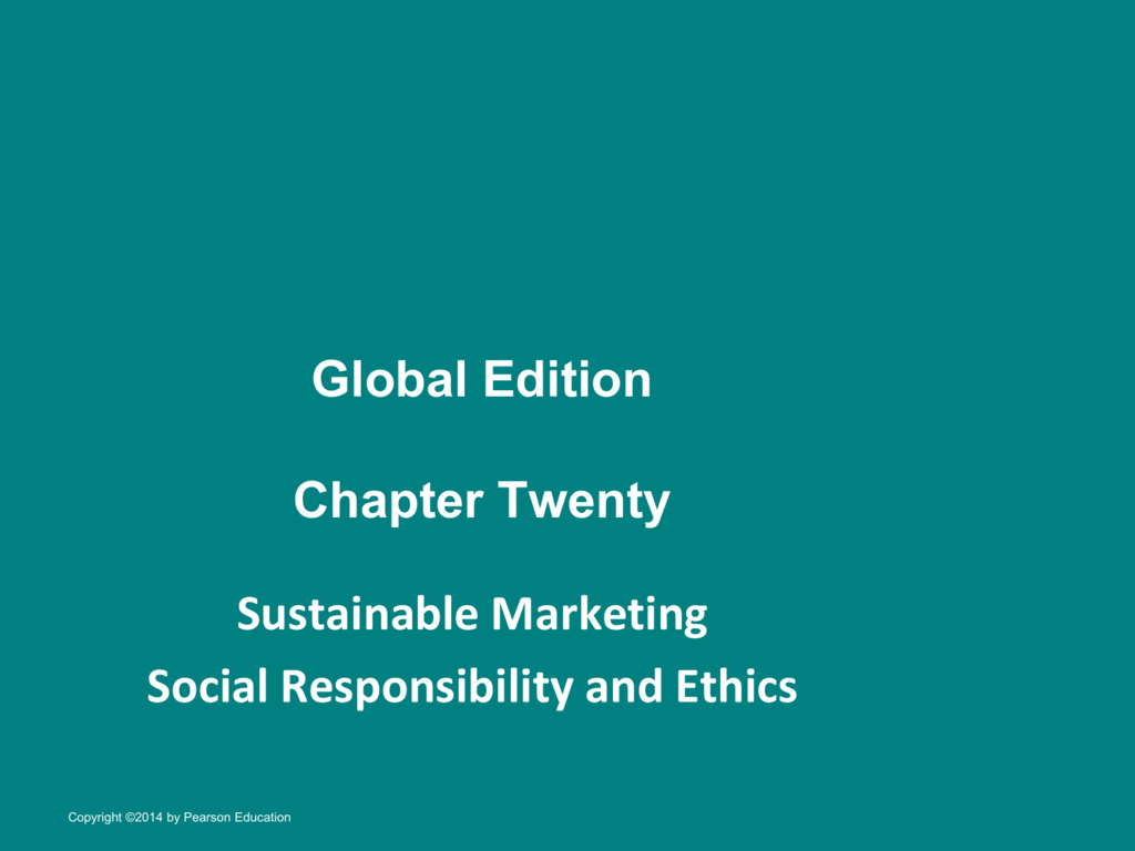 social responsibility in marketing examples