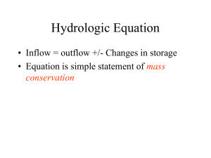 Evapotranspiration (01/24/05)