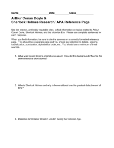 Research and APA Reference Page