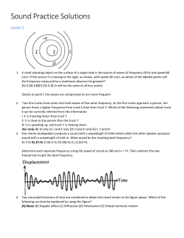 physics wave homework The y-component of the electric field of an electromagnetic wave traveling in the +x direction through vacuum obeys the equation ey=(375n/c)cos[kx−(220×1014rad/s)t].