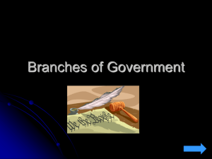 Branches of Government Final