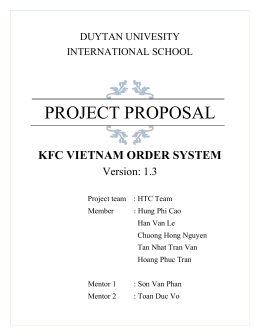 Project Proposal ver 1.3