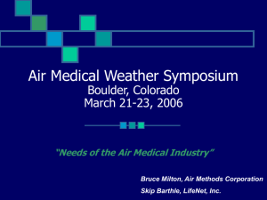 Air Medical Weather Symposium(1)