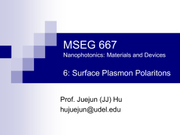 MSEG 803 Equilibria in Material Systems