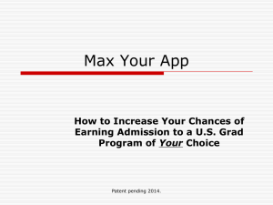 USST How to Max Your App Version 3