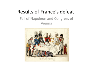 Consequences of France's Defeat