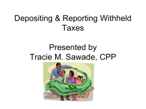 Presentation_Withholding_and_Depositing_Taxes_2009