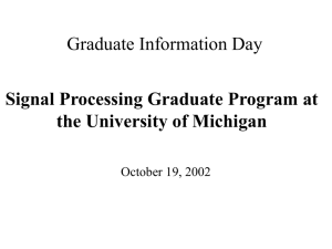 sp,grad,day - University of Michigan