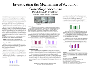 Investigating the Mechanism of Action of