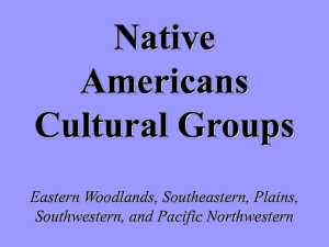 Native Americans-Eastern Woodlands