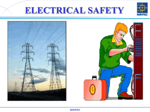 Electrical Safety Wiki - HSS