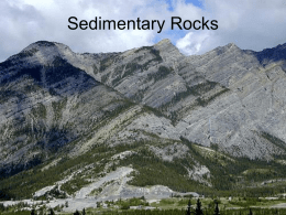 Sedimentary Rocks Block C