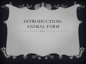 Animal farm - GSCEnglishLinks