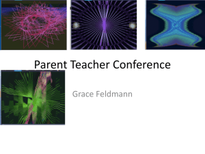 Parent Teacher Conference - Dutton/Brady Elementary School