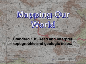 Mapping Our World PPT
