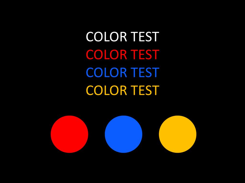 Sex test color icon examination page stock vector