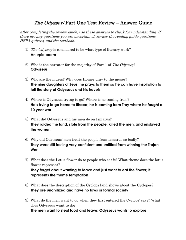 Part i test study guide answers izmirmasajfo Images