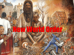 New World Order 3