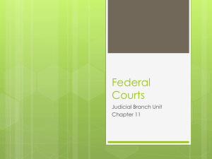 Federal Courts - Methacton School District