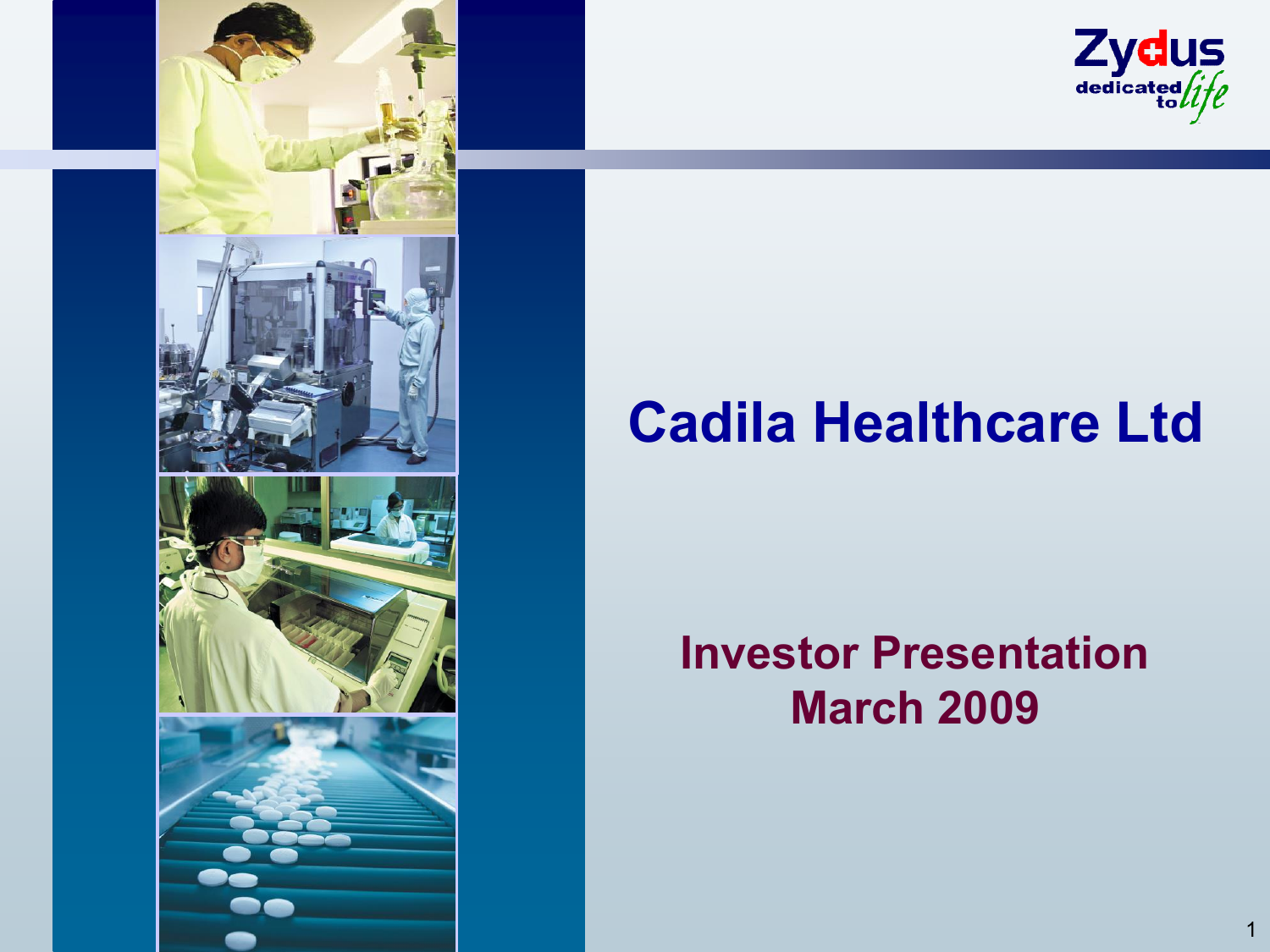 cadila healthcare speaks exclusively - HD 1024×768