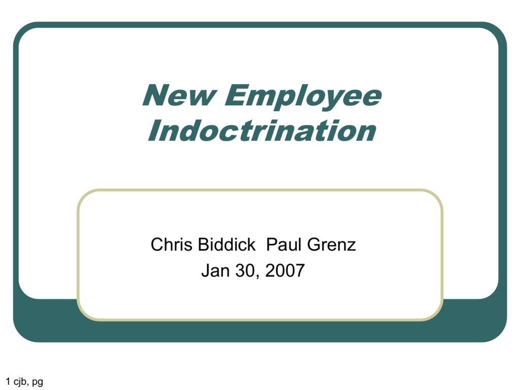 LBT_New_Employee_Indoctrination