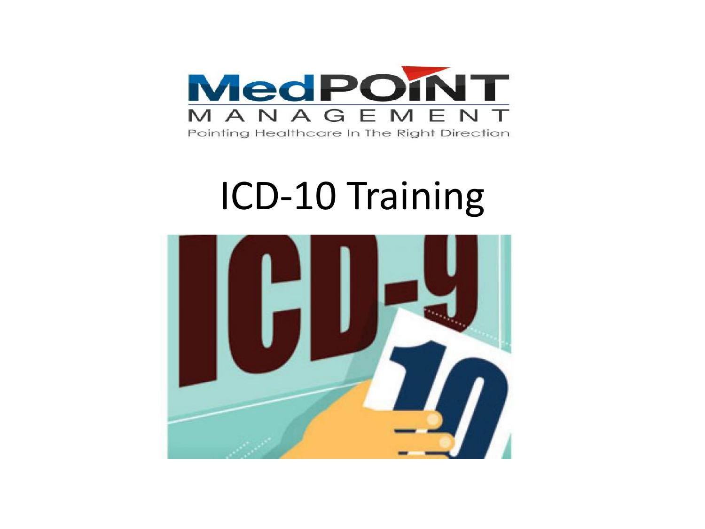ICD-10-Presentation1