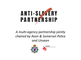 the training PDF - Anti Slavery Partnership