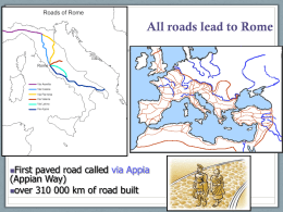 Roman Expansion and Conquests