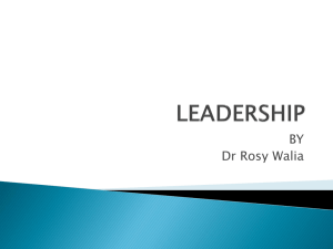leadership - WordPress.com