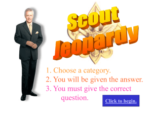 Scout Jeopardy 8.8MB
