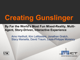 Creating Gunslinger By Far the World's Most Fun Mixed