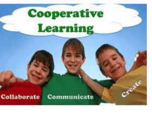 cooperative learning power point read version