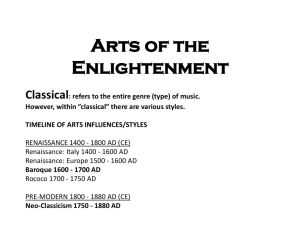 enlightenment composers