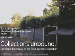 Collections Unbound