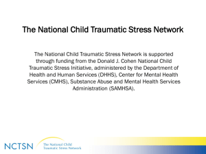 Service Systems Core - National Child Traumatic Stress Network