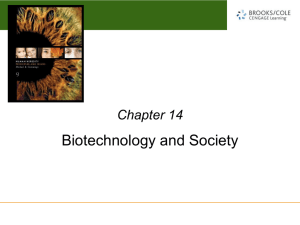 Chapter 14 Power Point Slides
