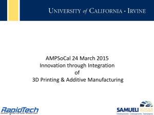 AMPSoCal 24 March 2015