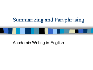 the_difference_between_summarizing_and_paraphrasing