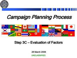 Step 3C_Evaluation of Factors