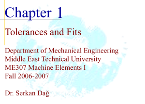 Mechanical Engineering Design Chapter 2