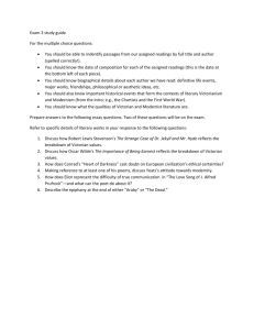 Exam 3 Study Guide - Gordon State College