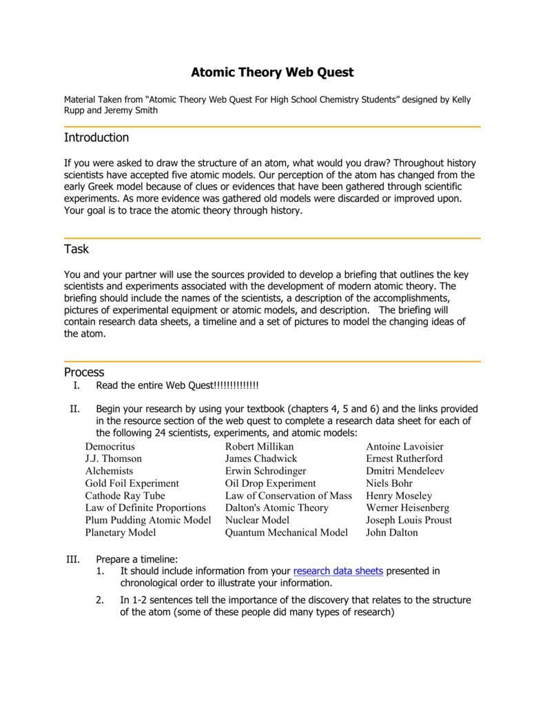 high school research paper webquest