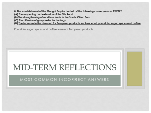 Mid-Term Reflections